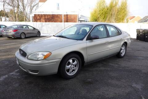 2005 Ford Taurus for sale at FBN Auto Sales & Service in Highland Park NJ