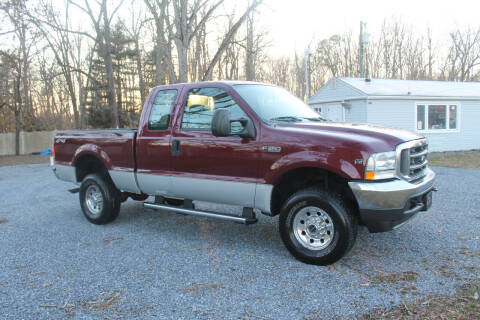 2004 Ford F-350 Super Duty for sale at Manny's Auto Sales in Winslow NJ