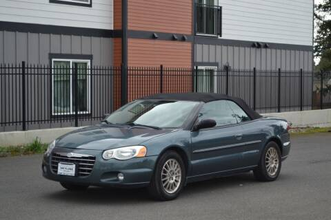 2006 Chrysler Sebring for sale at Skyline Motors Auto Sales in Tacoma WA