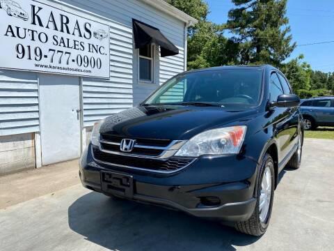 2010 Honda CR-V for sale at Karas Auto Sales Inc. in Sanford NC