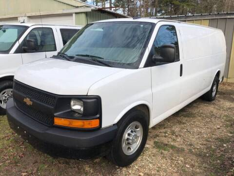 2016 Chevrolet Express Cargo for sale at M & W MOTOR COMPANY in Hope AR