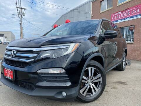 2016 Honda Pilot for sale at Carlider USA in Everett MA