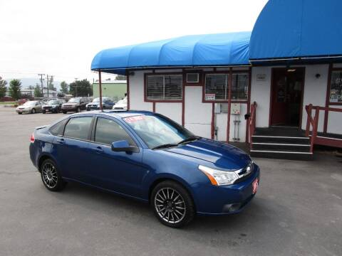 2009 Ford Focus for sale at Jim's Cars by Priced-Rite Auto Sales in Missoula MT