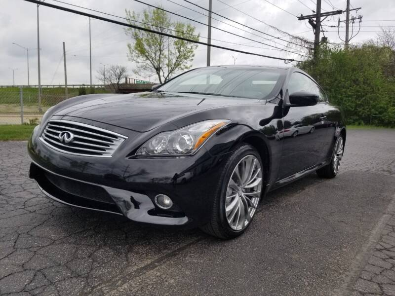 2012 Infiniti G37 Coupe for sale at Luxury Imports Auto Sales and Service in Rolling Meadows IL
