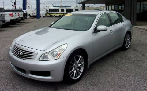 2008 Infiniti G35 for sale at JacksonvilleMotorMall.com in Jacksonville FL