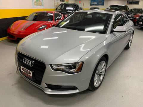 2014 Audi A5 for sale at Newton Automotive and Sales in Newton MA