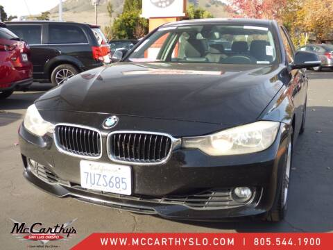 2013 BMW 3 Series for sale at McCarthy Wholesale in San Luis Obispo CA
