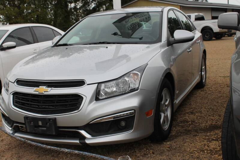 2016 Chevrolet Cruze Limited for sale at Abc Quality Used Cars in Canton TX