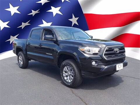 2017 Toyota Tacoma for sale at Gentilini Motors in Woodbine NJ