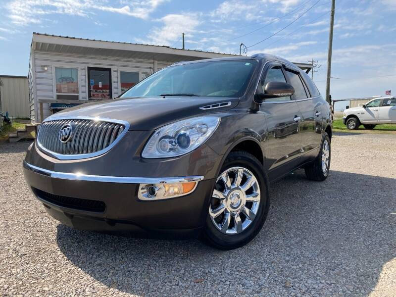 2012 Buick Enclave for sale at Drive in Leachville AR