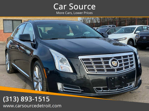 2013 Cadillac XTS for sale at Car Source in Detroit MI