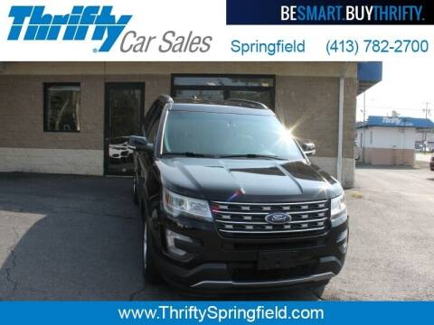 2016 Ford Explorer for sale at Thrifty Car Sales Springfield in Springfield MA