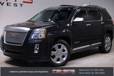 2015 GMC Terrain for sale at Fishers Imports in Fishers IN