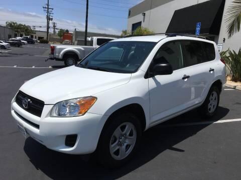 2012 Toyota RAV4 for sale at MANGIONE MOTORS ORANGE COUNTY in Costa Mesa CA