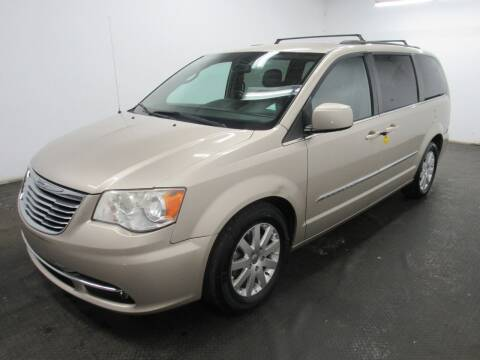 2014 Chrysler Town and Country for sale at Automotive Connection in Fairfield OH