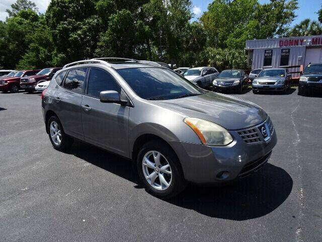 2008 Nissan Rogue for sale at DONNY MILLS AUTO SALES in Largo FL