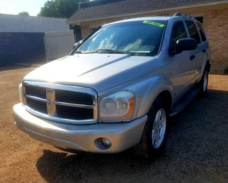 2006 Dodge Durango for sale at Dorsey Auto Sales in Tyler TX