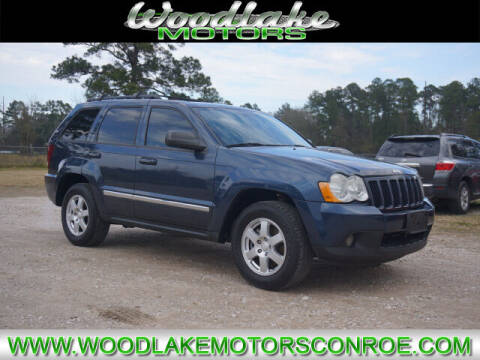 2010 Jeep Grand Cherokee for sale at WOODLAKE MOTORS in Conroe TX