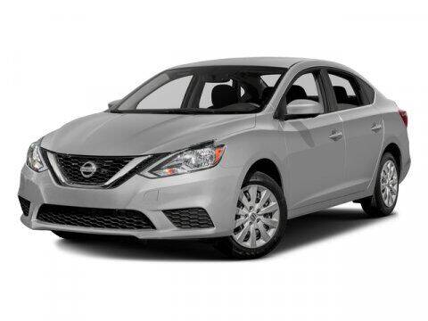 2016 Nissan Sentra for sale at Stephen Wade Pre-Owned Supercenter in Saint George UT