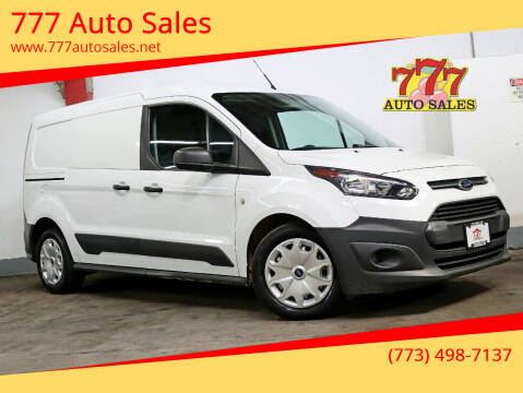 2014 Ford Transit Connect Cargo for sale at 777 Auto Sales in Bedford Park IL