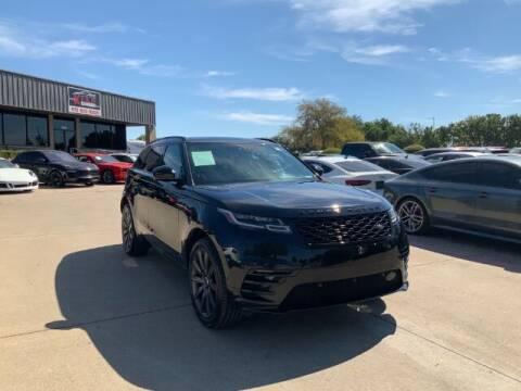 2018 Land Rover Range Rover Velar for sale at KIAN MOTORS INC in Plano TX