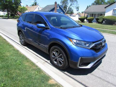 2021 Honda CR-V for sale at First Choice Automobile in Uniondale NY