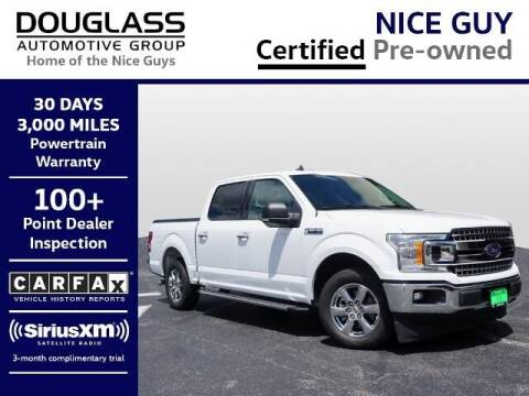 2019 Ford F-150 for sale at Douglass Automotive Group - Douglas Volkswagen in Bryan TX