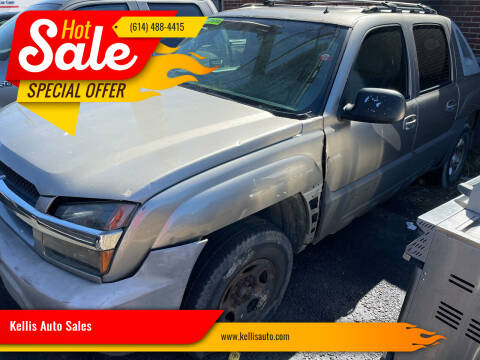 2002 Chevrolet Avalanche for sale at Kellis Auto Sales in Columbus OH