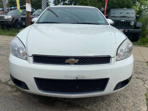 2012 Chevrolet Impala for sale at Best Cars R Us in Plainfield NJ
