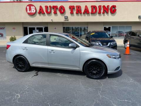 2013 Kia Forte for sale at LB Auto Trading in Orlando FL