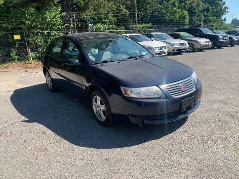 2007 Saturn Ion for sale at Super Wheels-N-Deals in Memphis TN