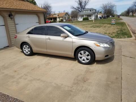 2008 Toyota Camry for sale at Eastern Motors in Altus OK