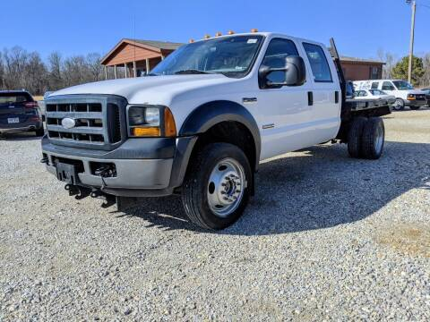 2006 Ford F-450 Super Duty for sale at Delta Motors LLC in Jonesboro AR