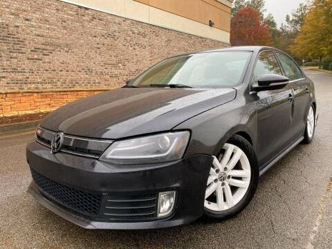 2013 Volkswagen Jetta for sale at Gwinnett Luxury Motors in Buford GA