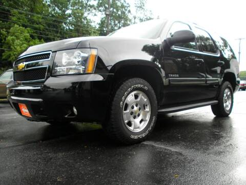 2013 Chevrolet Tahoe for sale at Auto Brite Auto Sales in Perry OH