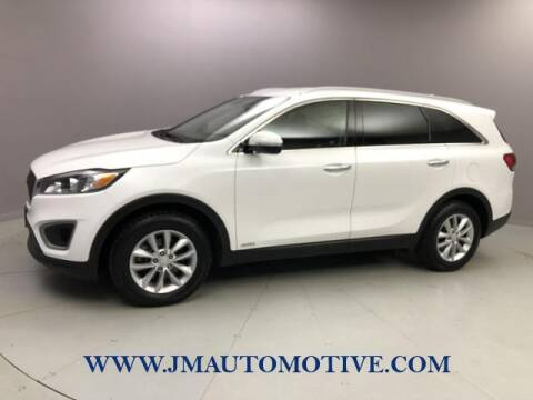 2018 Kia Sorento for sale at J & M Automotive in Naugatuck CT