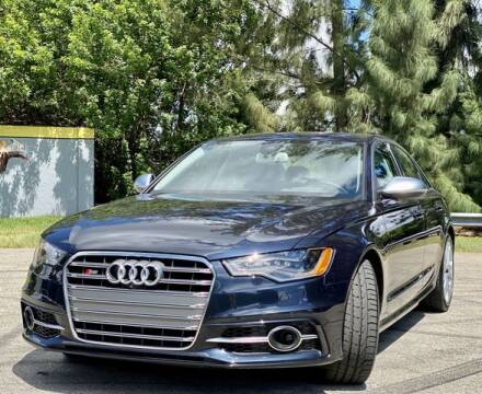 2013 Audi S6 for sale at Exclusive Impex Inc in Davie FL