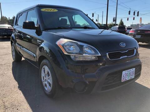 2012 Kia Soul for sale at Low Price Auto and Truck Sales, LLC in Salem OR
