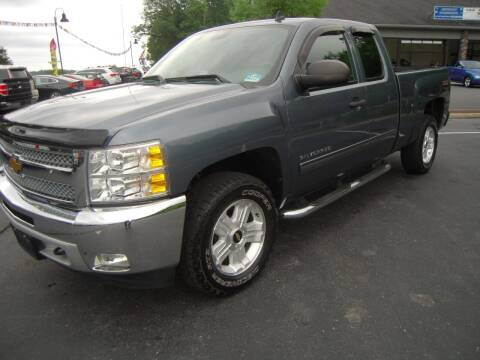 2013 Chevrolet Silverado 1500 for sale at 1-2-3 AUTO SALES, LLC in Branchville NJ