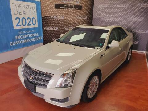 2011 Cadillac CTS for sale at X Drive Auto Sales Inc. in Dearborn Heights MI