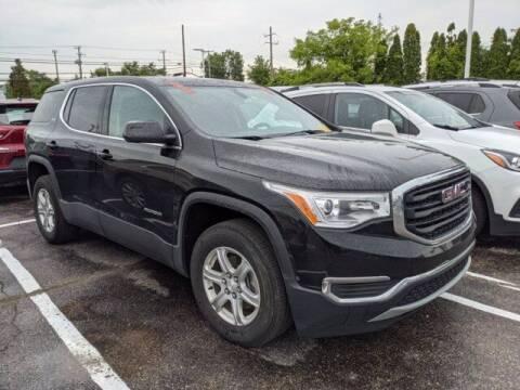 2019 GMC Acadia for sale at Jimmys Car Deals at Feldman Chevrolet of Livonia in Livonia MI