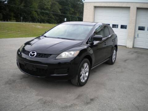 2007 Mazda CX-7 for sale at Route 111 Auto Sales in Hampstead NH