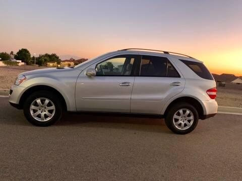 2007 Mercedes-Benz M-Class for sale at Autos Direct in Costa Mesa CA