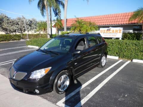 2007 Pontiac Vibe for sale at Uzdcarz Inc. in Pompano Beach FL