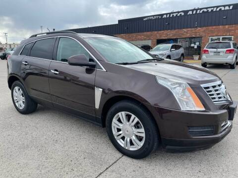 2015 Cadillac SRX for sale at Motor City Auto Auction in Fraser MI