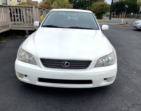 2001 Lexus IS 300 for sale at Life Auto Sales in Tacoma WA