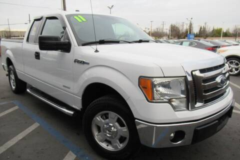 2011 Ford F-150 for sale at Choice Auto & Truck in Sacramento CA