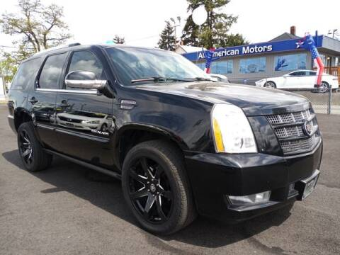 2012 Cadillac Escalade for sale at All American Motors in Tacoma WA