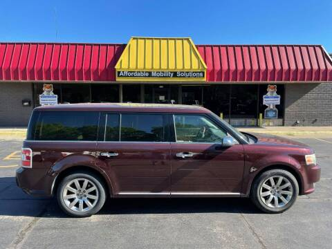 2009 Ford Flex for sale at Affordable Mobility Solutions, LLC in Wichita KS