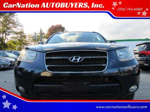 2007 Hyundai Santa Fe for sale at CarNation AUTOBUYERS, Inc. in Rockville Centre NY